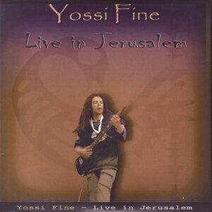 Yossi Fine 歌手頭像