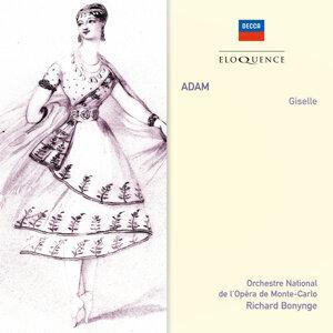 Richard Bonynge,Orchestre National de l'Opéra de Monte-Carlo