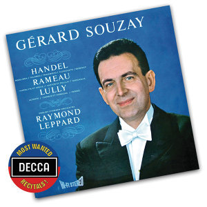 Gérard Souzay,English Chamber Orchestra,Raymond Leppard