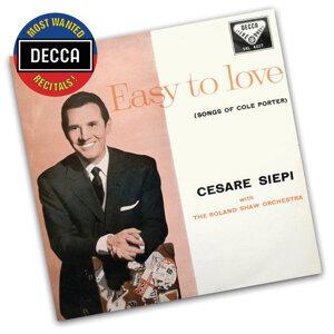 Cesare Siepi,The Roland Shaw Orchestra 歌手頭像