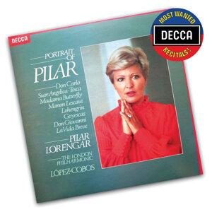 Jesús López-Cobos,Pilar Lorengar,London Philharmonic Orchestra 歌手頭像