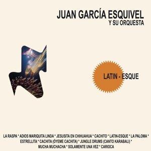 Juan García Esquivel y Su Orquesta 歌手頭像