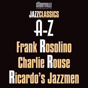 Frank Rosolino, Charlie Rouse Quartet & Richardo's Jazzmen 歌手頭像