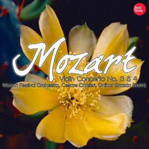 Mozart Festival Orchestra & Cesare Cantieri 歌手頭像