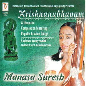 Manasa Suresh 歌手頭像