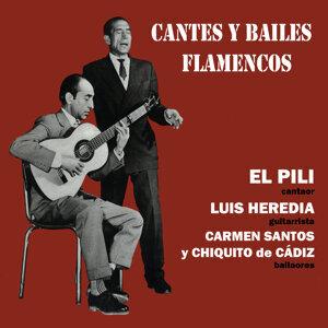 El Pili 歌手頭像