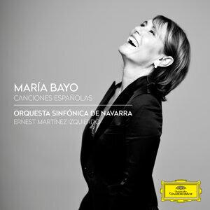 María Bayo,Ernest Martínez Izquierdo,Orquesta Sinfónica de Navarra 歌手頭像