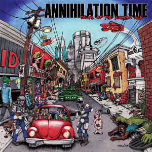 Annihilation Time 歌手頭像