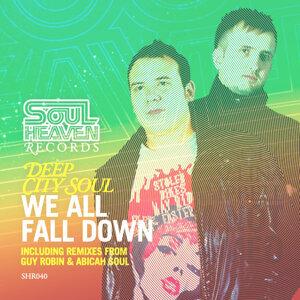 Deep City Soul feat Jacqui George 歌手頭像
