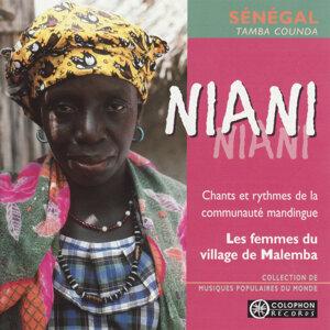 Les femmes de Malemba