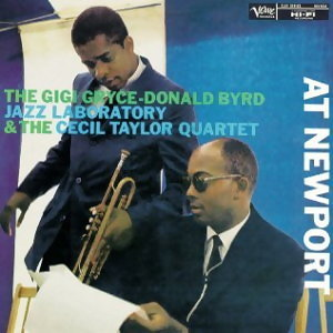 The Gigi Gryce-Donald Byrd Jazz Laboratory & Cecil Taylor Quartet (唐諾‧伯德 & 西索‧泰勒) 歌手頭像