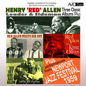 Henry 'Red' Allen 歌手頭像