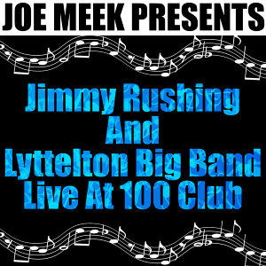 Jimmy Rushing | Lyttelton Big Band 歌手頭像