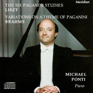 Michael Ponti 歌手頭像