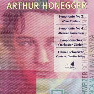 Symphonisches Orchester Zürich 歌手頭像