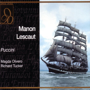Magda Olivero, Richard Tucker 歌手頭像