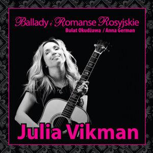Julia Vikman 歌手頭像