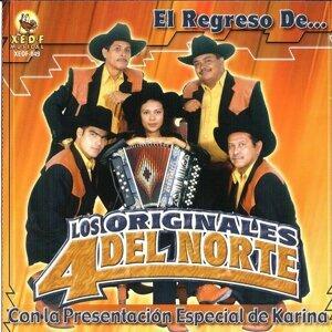 Los Originales 4 Del Norte 歌手頭像