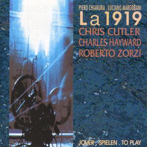 La 1919 with Chris Cutler . Charles Hayward . Roberto Zorzi 歌手頭像