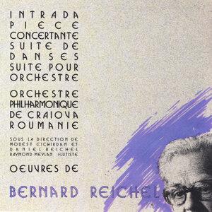Raymond Meylan, Orchestre Philharmonique de Craiova, Daniel Reichel & Modest Cichirdan 歌手頭像