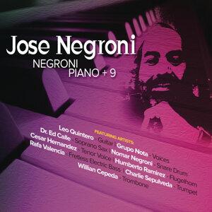 José Negroni 歌手頭像