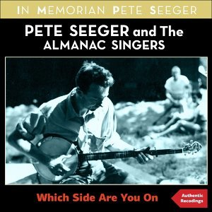 The Almanac Singers, Pete Seeger 歌手頭像