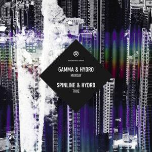 Gamma, Hydro, Spinline 歌手頭像