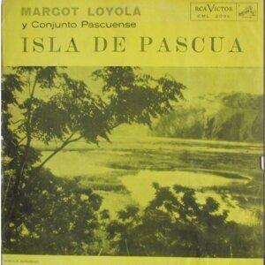 Margot Loyola, Conjunto Pascuense 歌手頭像