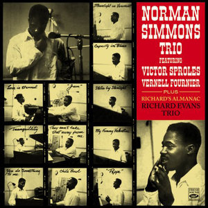 Norman Simmons 歌手頭像
