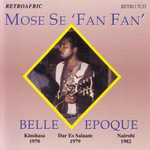 Mose Se 'Fan Fan' 歌手頭像