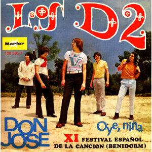 Los D2 歌手頭像