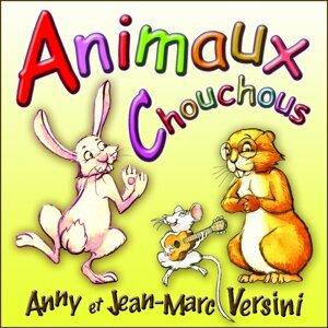 Anny Versini, Jean-Marc Versini 歌手頭像