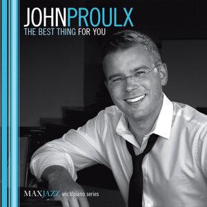 John Proulx 歌手頭像