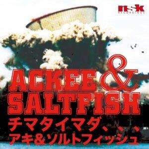 ACKEE & SALTFISH 歌手頭像