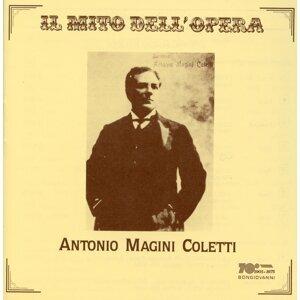 Antonio Magini-Coletti 歌手頭像