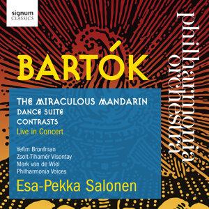 Philharmonia Orchestra, Esa-Pekka Salonen 歌手頭像