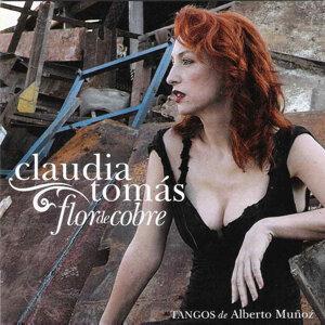 Claudia Tomás 歌手頭像