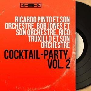 Ricardo Pinto et son orchestre, Bob Jones et son orchestre, Rico Truxillo et son orchestre 歌手頭像