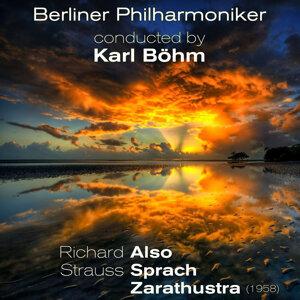 Berliner Philharmoniker, Karl Böhm (conductor)