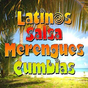 Los Cumbieros 歌手頭像