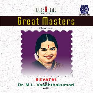 Dr.M.L.Vasantha Kumari 歌手頭像