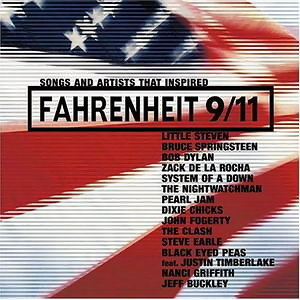 Songs And Artists That Inspired Fahrenheit 9/11 歌手頭像
