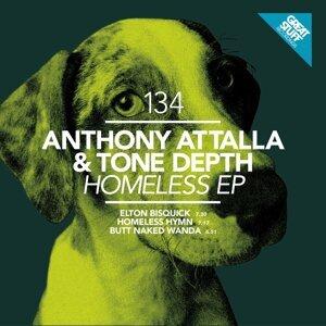 Anthony Attalla & Tone Depth アーティスト写真