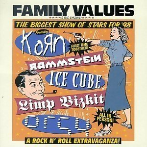 Family Values Tour '98 歌手頭像