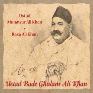Ustad Munavar Ali Khan & Raza Ali Khan 歌手頭像