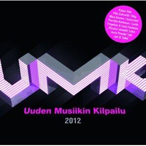 UMK - Uuden Musiikin Kilpailu 2012 歌手頭像