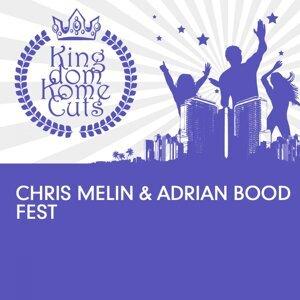CHRIS MELIN & ADRIAN BOOD 歌手頭像
