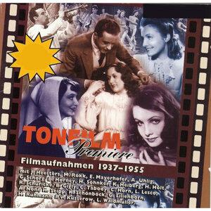 Tonfilm Premiere (1937-1955) 歌手頭像