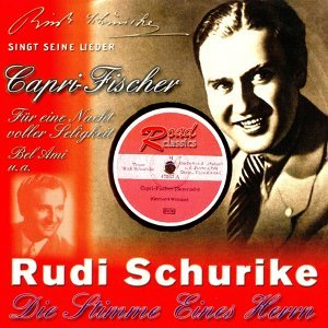 Rudi Schuricke 歌手頭像