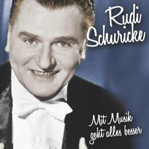Rudi Schuricke